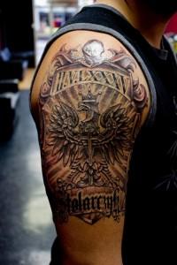 Family Tribal Tattoos for Men