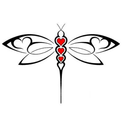 8 creative tribal dragonfly tattoos only tribal dragonfly clip art free coloring pages dragonfly clipart free