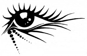 Tribal Eye Tattoo Designs