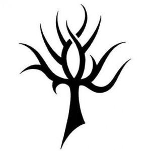 Tribal Family Symbol Tattoos