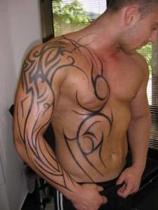 Tribal Tattoo Family
