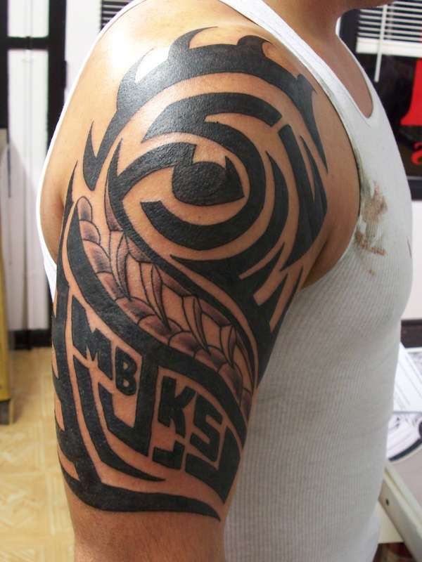 14 interesting family tribal tattoos only tribal