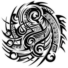 Tribal Warrior Tattoos